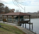 Misc Project 1  Boat Dock Cover