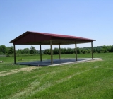 Misc Project 3 Picnic Shelter  24x24x9